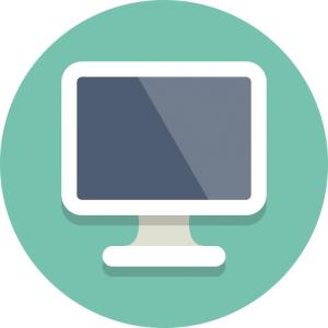Computers symbol