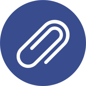 Office supplies symbol