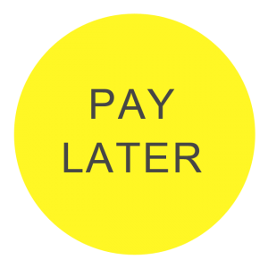 Pay afterwards logo